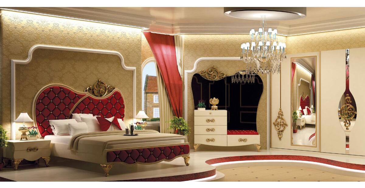 Chambre à coucher ROYAL GOL