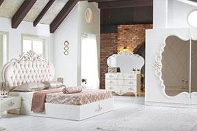 Best Chambre Coucher Sarmasik With Salon Mobilia Maroc